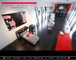 Andrea Manni LTD - Hair design & make up
